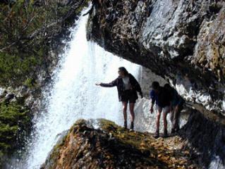 Fanes Valley, Cortina