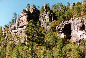 Cusarare Trails