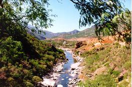 Batopilas River