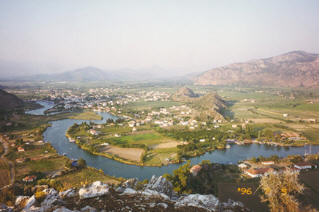 The Dalyan River
